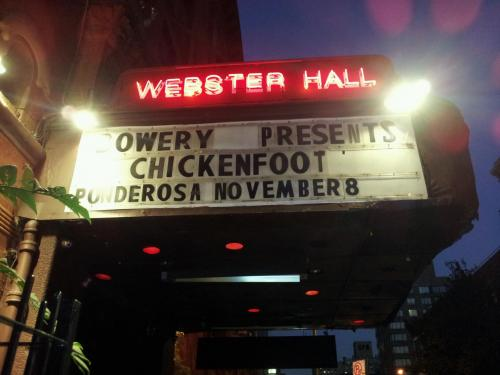 Webster Hall NYC