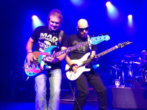 Mike and Joe jammin'