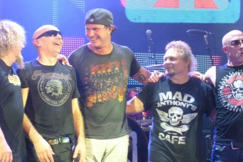 Chickenfoot United !!!!!!!