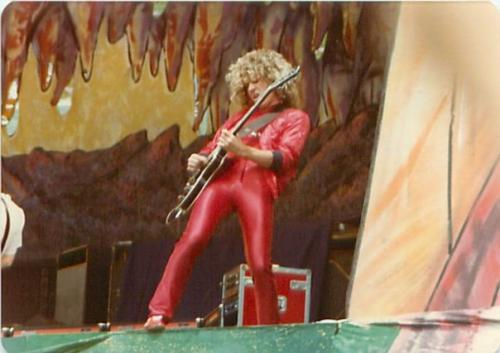 Sammy at Day on the Green 1979