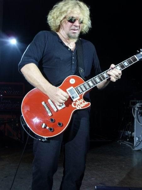 sammy hagar kickin ass london 2009