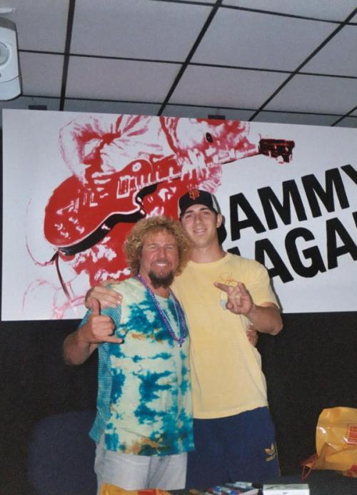 Sammy & I