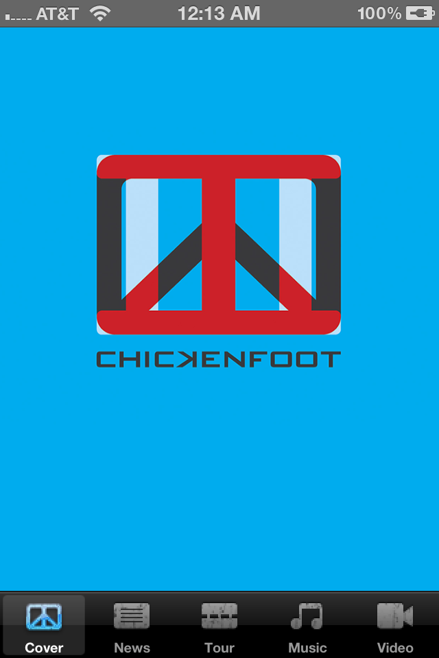 chickenfoot iphone